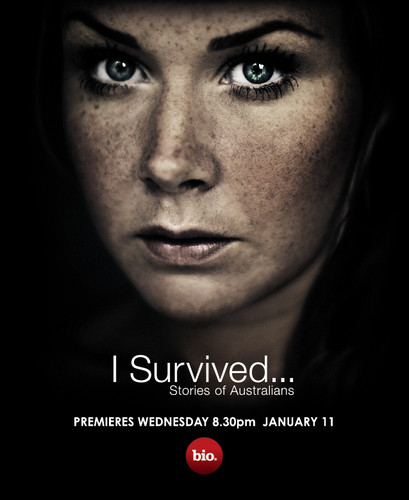 "Poster design ""I Survived"""