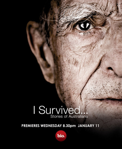 Poster Design for I Survived Series.