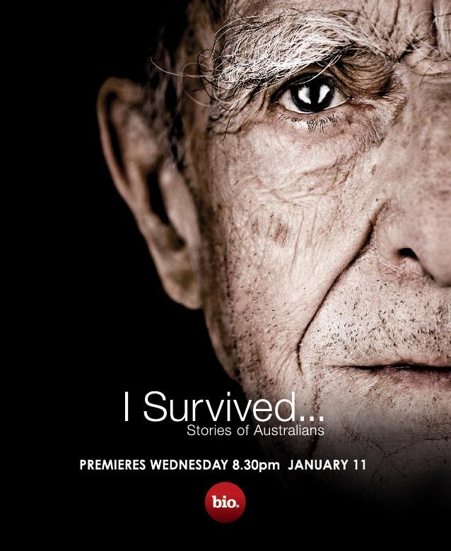 Poster Design for I Survived Series.