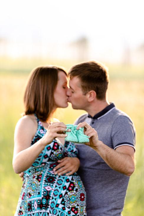 fotografiranje parov nosečniško družinsk