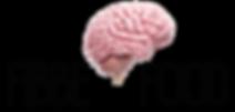 Fibbe and Food met brein naast elkaar.pn