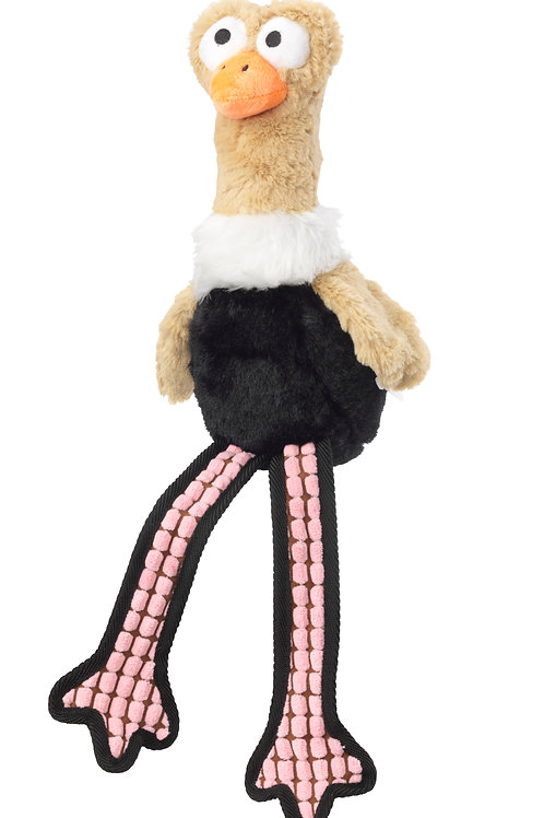 Fluffies Ostrich Toy