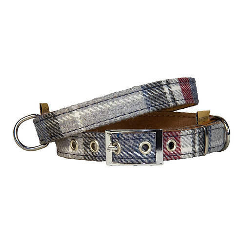 Tweed Collar for Dogs at WoofbyBailey