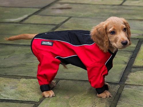 Waterproof Dog Coat with Legs