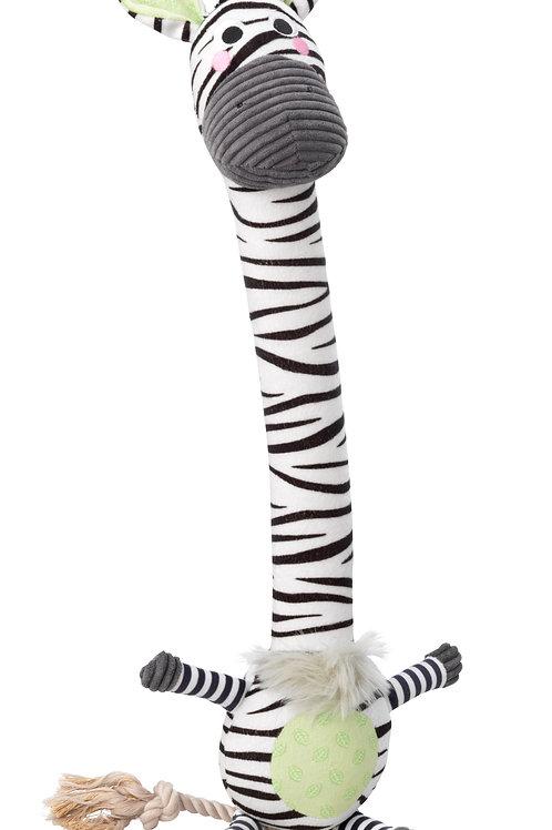 Zebra Safari Tennis Toy