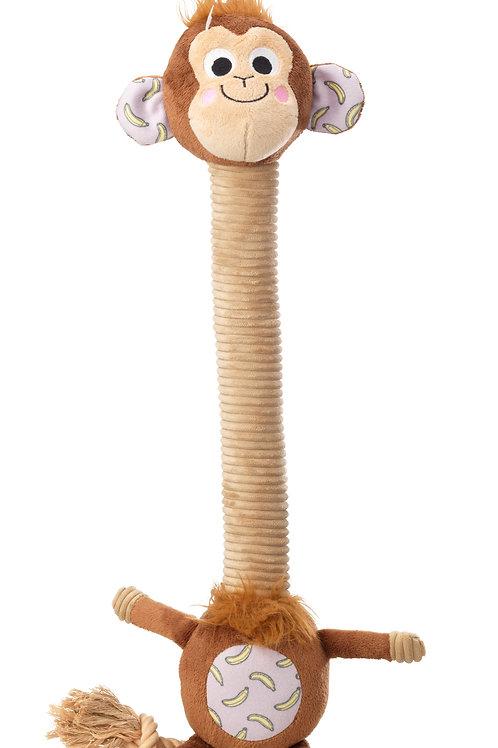 Monkey Safari Tennis Toy - Dog Toy