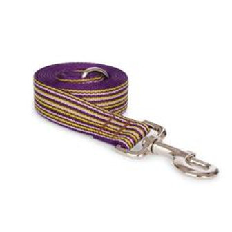 Purple Mini Stripe Lead - From £20.00