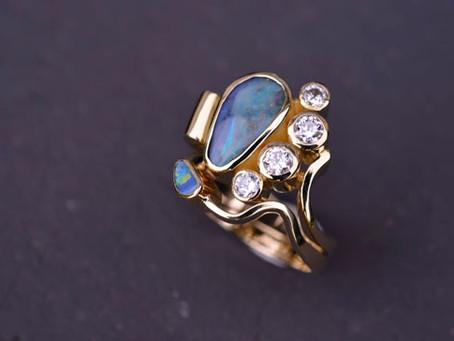 Opal for October