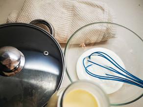How to Make Raw Milk Yogurt - Stage 2