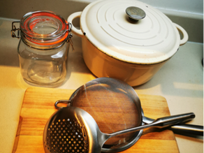 How to Make Meat Stock - Stage 1