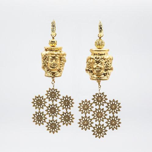 "GP ""Epoca d'Oro"" (Golden Era) Earrings"