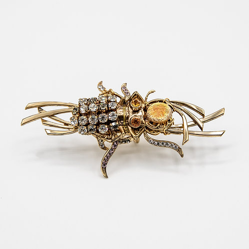 Ornella Bijoux Insect Ring