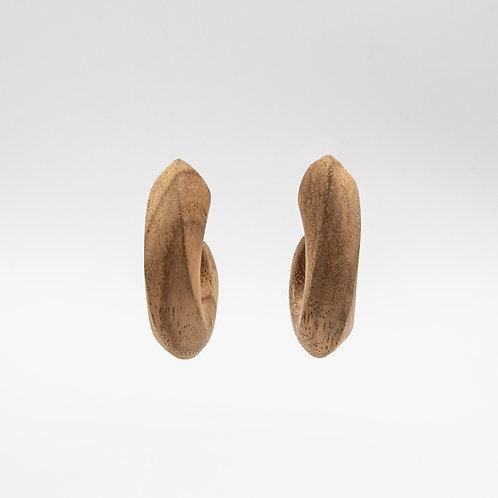 Monies Acacia Circle Earrings