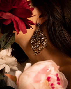 Jewelry Project of Ziio Earrings for Pagana Atelier
