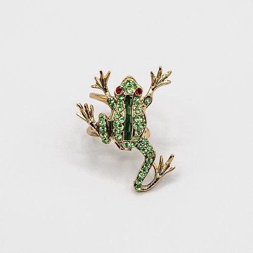 Ornella Bijoux Frog Ring