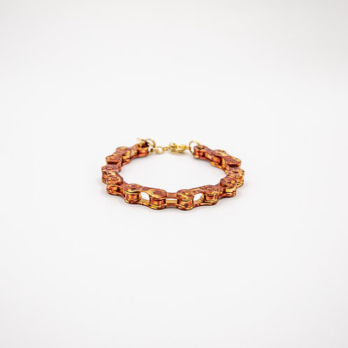 Altair Bracelet Colourful Model in Red and Gold Camouflage