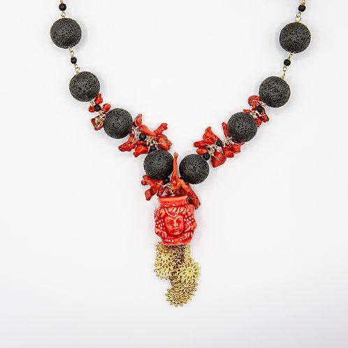 """GP """"Il Mio Moro"""" (My Moro) Necklace"""