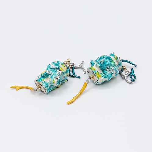 "GP ""Energia Siciliana"" (Sicilian Energy) Earrings"