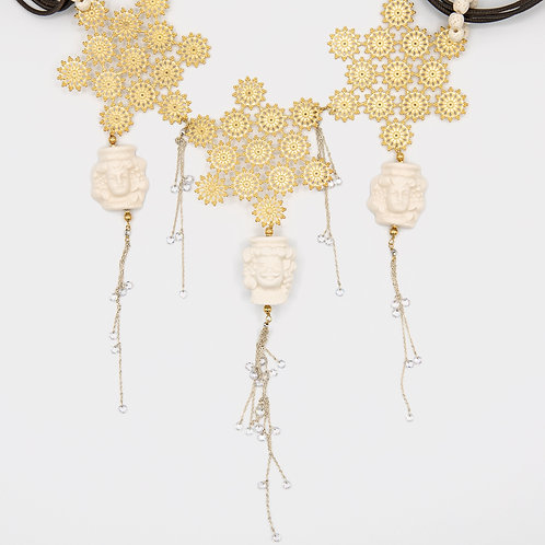 """GP """"Baciami Sotto le Stelle"""" (Kiss Me under the Stars) Necklace"""