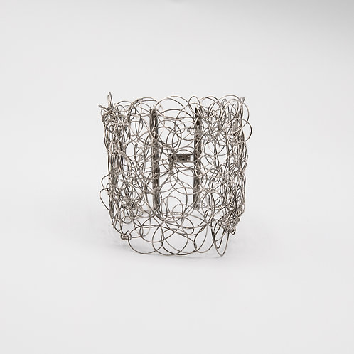 925 Silver Wire Bracelet