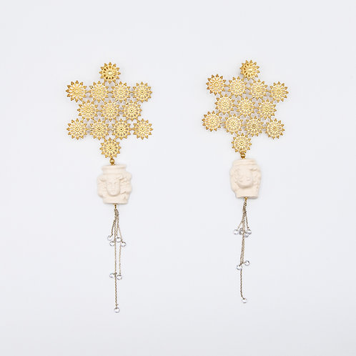 """GP """"Baciami Sotto Le Stelle"""" (Kiss Me under the Stars) Earrings"""