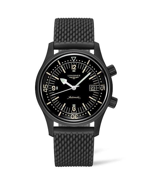 The Longines Legend Diver Watch (L3.774.2.50.9)