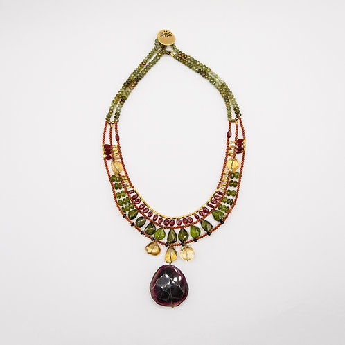"""Ziio Necklace """"Flame"""""""