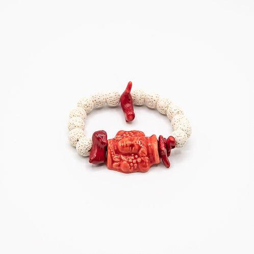 """GP """"Il Mio Moro Rosso"""" (My Red Moro) Bracelet"""