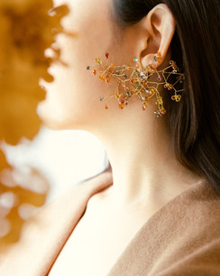 Jewellery Product Photography for Pagana Atelier