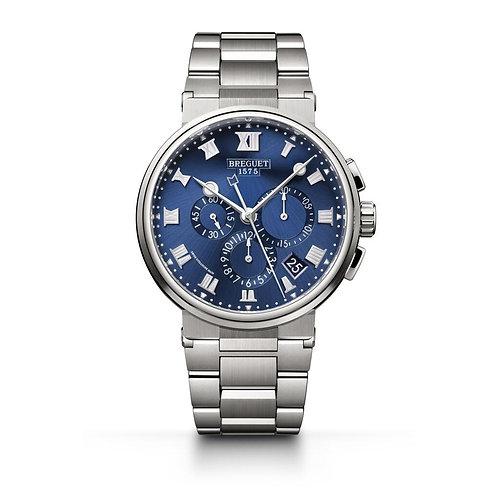 Breguet Marine Chronograph 5527 in Titanium