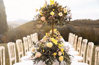 Wedding Venue Photo Shoot with Elena Casagni Events