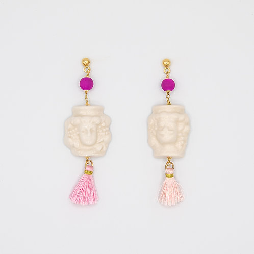 "GP ""Parlami di Me"" (Tell Me about Me) Earrings"
