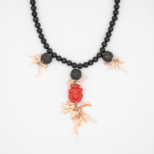 """GP """"Rosso Passione"""" (Red Passion) Necklace"""