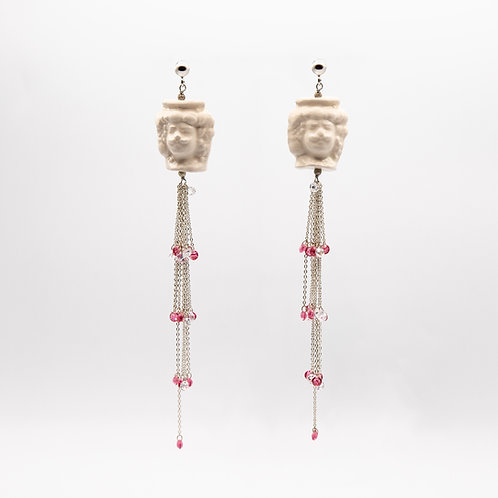 "GP ""Parlami di Te"" (Tell Me about You) Earrings"