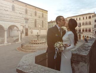 Simple Wedding Registration in Perugia