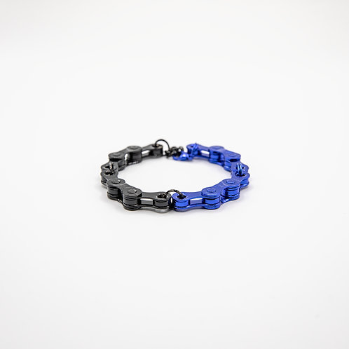 Altair Bracelet Colourful Model in Black and Blue