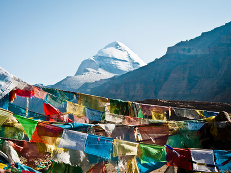 Origin of Prayer Flags