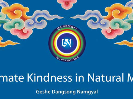 Ultimate Kindness in Natural Mind
