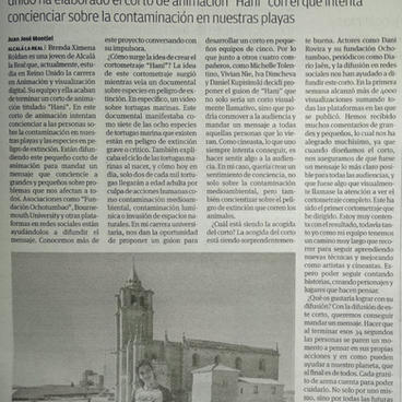 2018 - Alcala Information Newspaper