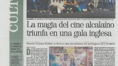 2018 - Diario Jaen Newspaper