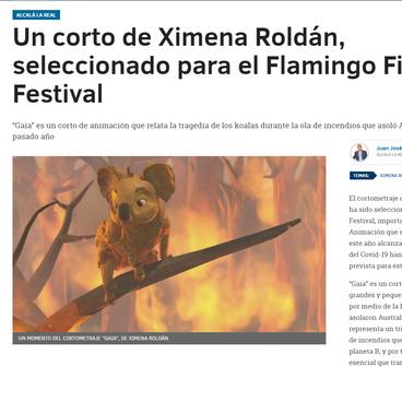 2020 Alcala Informacion Newspaper