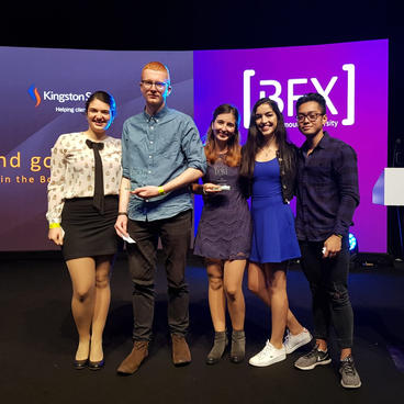 2018 - BFX Competition Awards