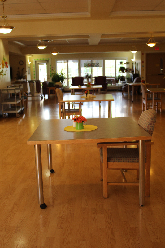 LTC Common Dining Area