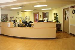 Nursing Unit Desk