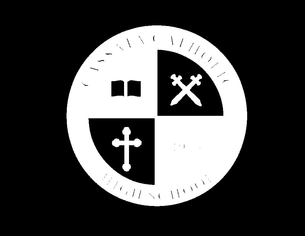 Cassata Catholic High School vector Logo