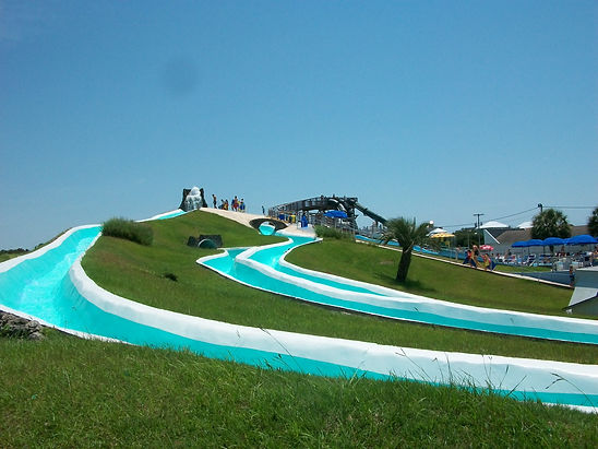 Emerald Isle Water Slide