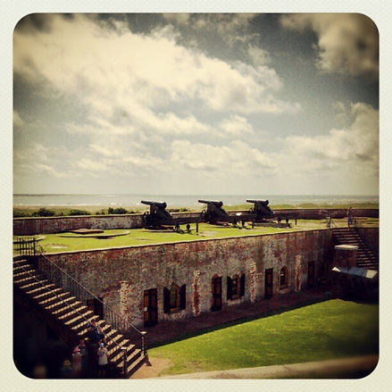 Fort Macon-Civil War Fort
