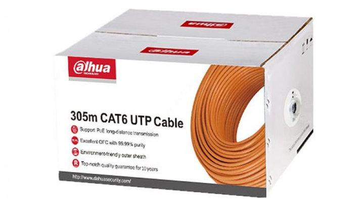 PFM920I-6UN-C Dahua CAT6 Cable