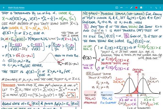 Math Study Notes