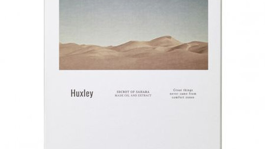 Huxley Mask; Oil And Extract